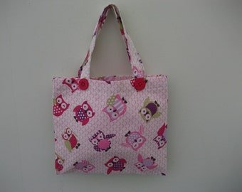 Young childs tote bag