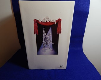 SWAROVSKI Silver Crystal 1999 Masquerade Series -Pierrot
