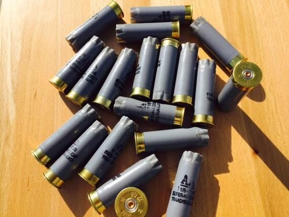 Empty Shotgun Shells 20 Lot Gray with Brass Base Remington AA 12 Gauge 2.75'' from HullSale on ...