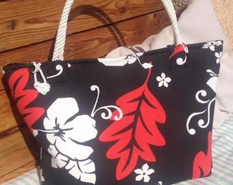 Hawaiian beach bag
