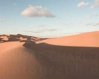 Libyan Sahara photo 2258