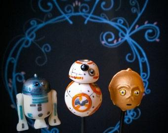 Star Wars Cake Pops (Set of 10)