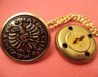 23 mm (6057) metal button buttons metal buttons gold
