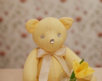 Yellow Michelle bear