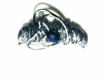 Love You Ring (Custom Sized)