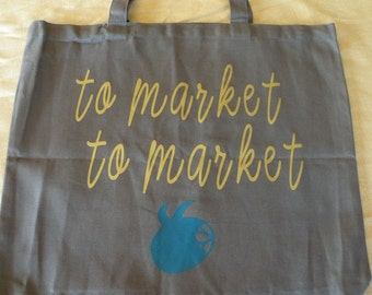 Farmer's Market Bag