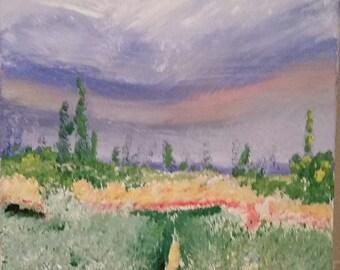 Original Painting by Tweet Home Alabama