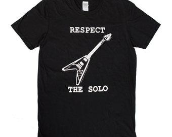 """Men's """"Respect the Solo"""" T-Shirt"""