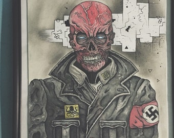 Marvel Red Skull