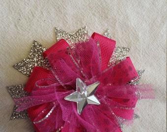 Hot Pink Super Star