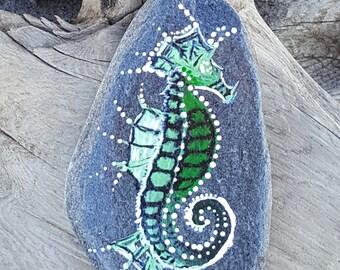 Seahorse beach stone