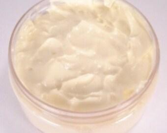 Shea butter body lotion