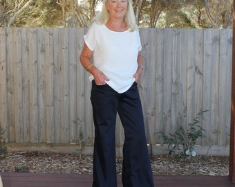 Alyse Wide Leg Pants