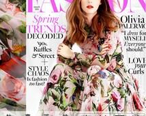 Sicily 100% Silk Chiffon Fabric Big Flower Chiffon Fabric Sewing Supplies for Fashion Summer Dress,Skirt Pants Handcraft