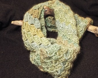 Morning Meadow Infinity Scarf