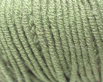 Debbie Bliss Rialto, color #23010, lot 60  green