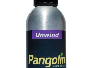 Unwind - Lavender Grapefruit Aromatherapy Spray, relieves anxiety and improves mood while driving