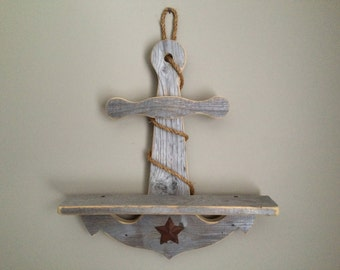 Hanging Anchor Shelf