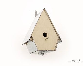 Scandinavian Bird House