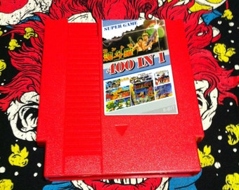 Nintendo NES 400 in 1 multicart Super Game cartridge Nintendo Entertainment System