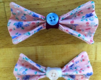 Girls hair clip bows