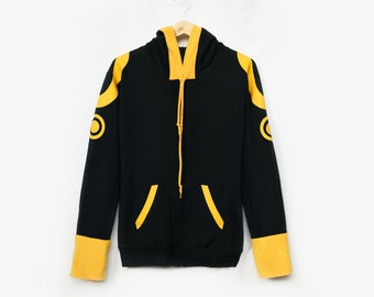 MYSTIC MESSENGER 707 Luciel Choi Saeyoung cosplay hoodie jacket