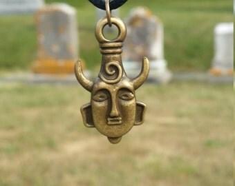 Supernatural Necklace//Deans Amulet//Samulet Choker//Samulet Necklace//Supernatural Choker//Supernatural Pendant//Supernatural Gifts//