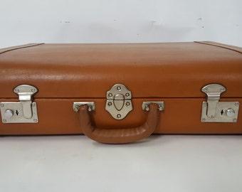 Vintage 1953 suitcase