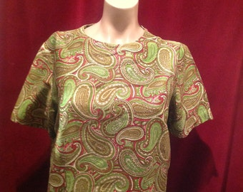 1950's Ladies Blouse