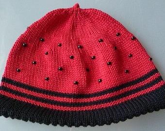 "Baby hat ""Pearls dream"""