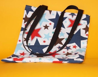 Shopping bag shopper city bag