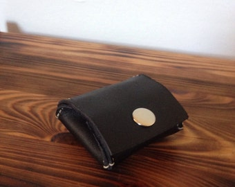 Leather Coin Carrier