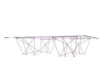 Tables bass Ragno - Romain Duclos Design