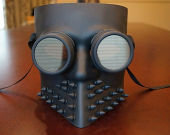 Industrial Steampunk Mask