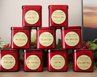 Passion Candle - Sensual Amber