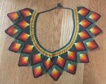 Latin American Beaded Necklace
