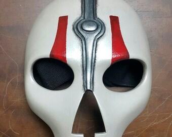 Darth Nihilus mask, prop replica, Star Wars (KOTOR 2)