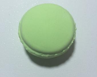 Macaron Key Chain (green)