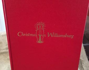 Christmas in Willamsburg