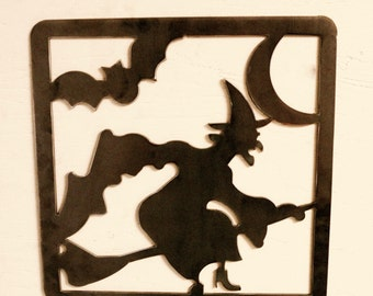 Witch Plaque