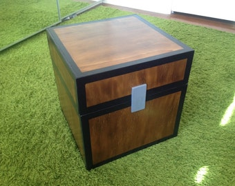 Minecraft Wooden Chest