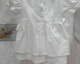 child eyelet dress