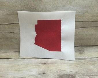Arizona Solid Embroidery Design