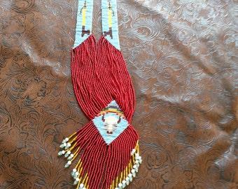 White Buffalo Calf Woman Necklace