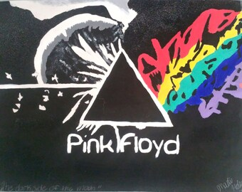 Pink Floyd // Dark Side of the Moon