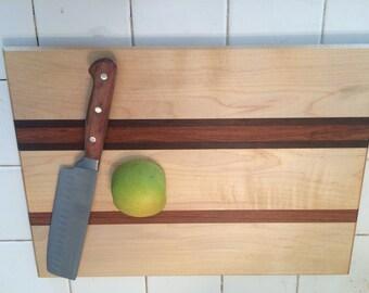 Hand made cutting board