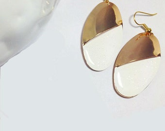 Gold Plated Dangle