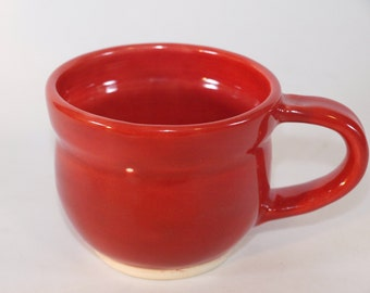 Red Coffe Cup #24