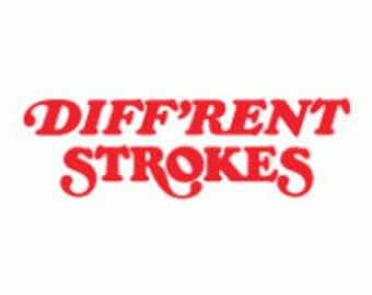 Diff'rent Strokes shirt