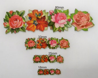 16 XVintage Floral Corsage ( 4 sizes)